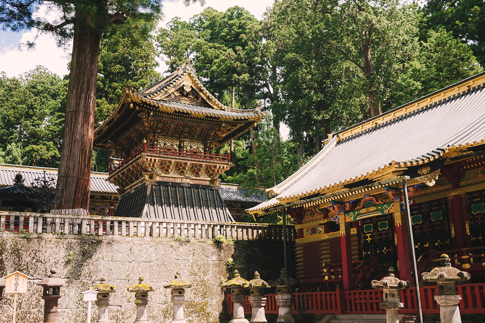 Nikko, temples and nature